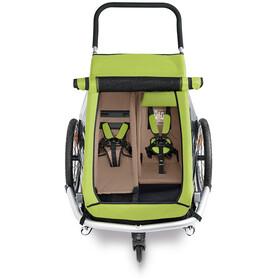 Croozer siège enfant - Enfant - pour Kid/Kid Plus gris